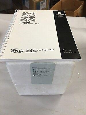 Eurotherm 2404 Temperature Controller 2404ccvhrhxxxxxxxxfexxeng..new