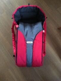 Phil & Ted buggy / pushchair Coccoon, Red, Great Condition!