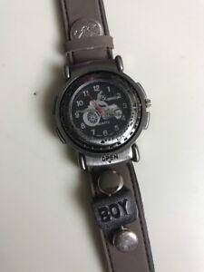 Motorcycle Mens Watch Wristwatch New