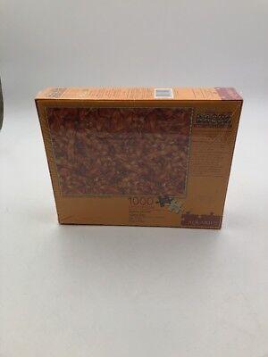 Aquarius Crispy, Salty & Delicious Bacon 1000 Piece Jigsaw - Crispy Puzzle