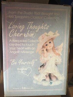 Nib Loving Thoughts Cherubim  Hannah  Be Yourself 62486