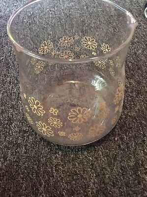 Vintage Sunbeam 1970s glass coffee 10 cup replacement Pot 94-180