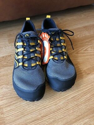 Mens Size 15 Merrell Trail Glove Barefoot Minimalist Shoe   Nice Still Has Tags