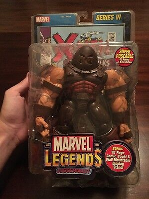 Marvel Legends Juggernaut Action Figure Series 6 X-Men-New