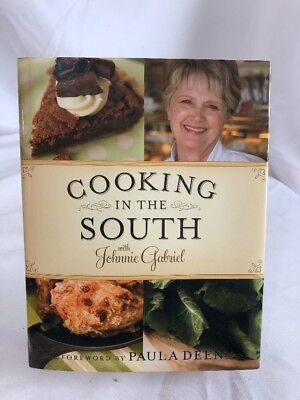 Cooking In The South with Johnnie Gabriel Recipe Cookbook 2008 (Cooking In The South With Johnnie Gabriel)