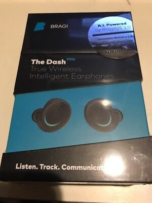 New Bragi Dash Pro - True Wireless Intelligent Earphones for sale  Shipping to South Africa