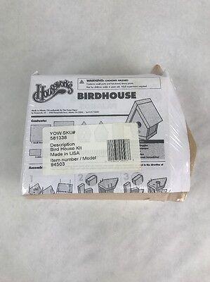 Houseworks Bird House Kit 94503 Fun DIY Project