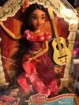 Disney Elena of avalor dolls  my time singing