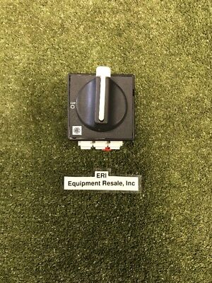 Iec 947-3 Rotary Switch Mount 600v Vde 0660 W On-off Selector Switch. Loc14a
