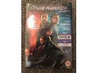 Blade Runner 2049 [DVD] Brand New And Sealed