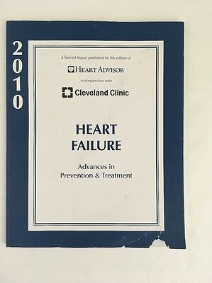 Cleveland Clinic 2010 Paperback Heart Failure Advanced In Prevention   Treatment