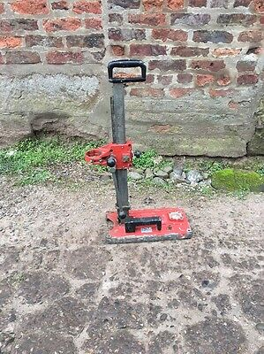 Hilti DD 80-RA-H/L Diamond Core Drill Stand