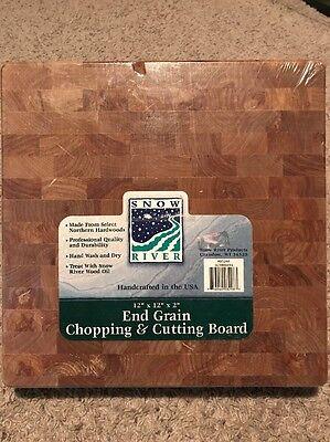 (New Hardwood's End Grain 12