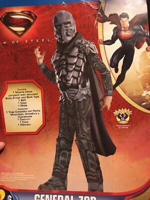 Superman General Zod Costume Boy Medium (8)