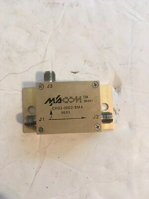 Ma-com Directional Coupler Ch03-0002-sma 9643 A41cell