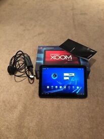 Motorola XOOM 32gb Android tablet, 10.1 inch, boxed, as new, Dual cameras, Dual core