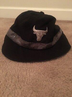 ADIDAS Chicago Adult Bucket Hat Fan Apparel Sz L/XL MultiColor Hat