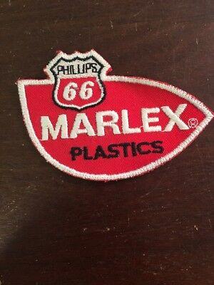 Phillips 66 Marlex Plastics Patch Gas Oil