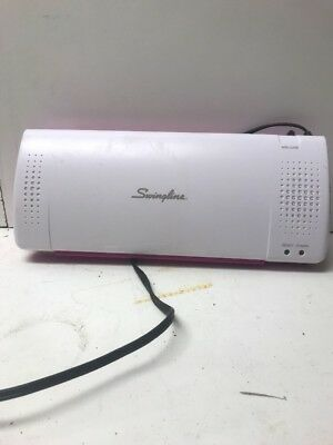 Swingline Laminator - Inspire Plus - Lamination Machine Pink