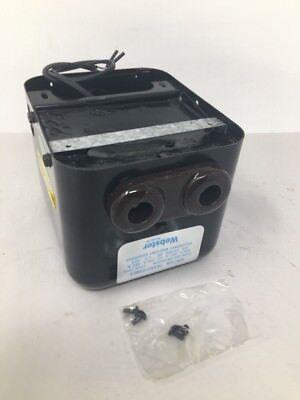 Webster 312-25a0202v Ignition Transformer Oil Burner Furnace