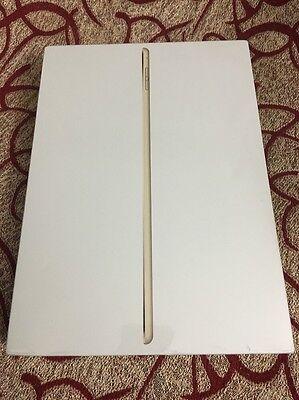 """Apple iPad Air 2 Gold 16 GB MH0W2LL/A 9.7"""" Retina, Wi-Fi - Tag New Sealed"""