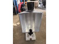 Used Gavita Pro 1000W DE HPS Pro Line Complete Fixture Without Lamp 600w -1150w
