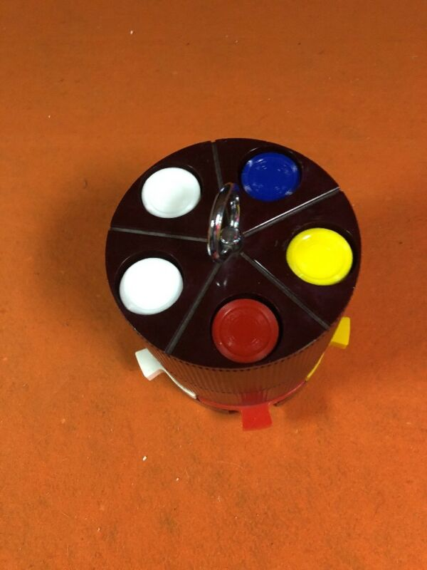 Vintage Chip O Magic Poker Chip Holder/Dispenser