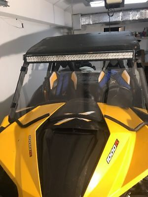 52 Full Windshield Windscreen for Can Am Maverick 1000R Max 1000R Xds Xmr DPS