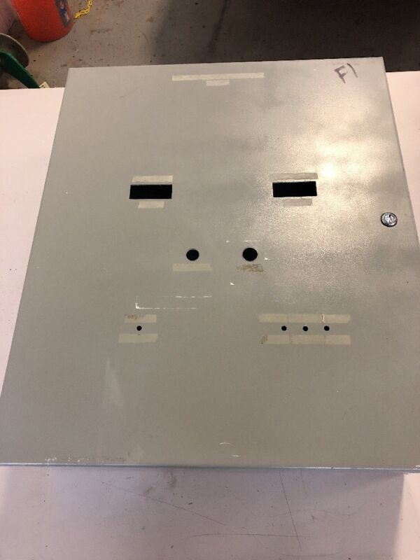 Hammond Manufacturing N1A24207 Enclosure Type 1 Electrical Box