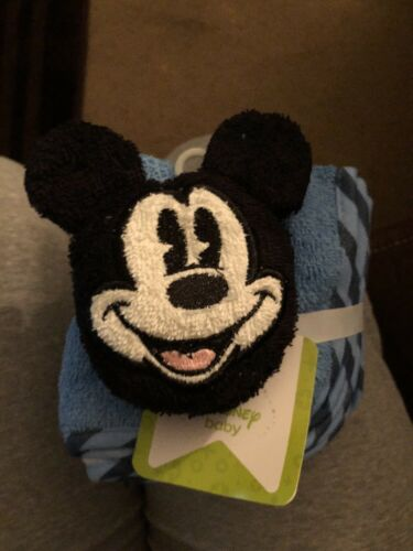 Disney Baby Minnie Mouse Washcloths & Tub Pal