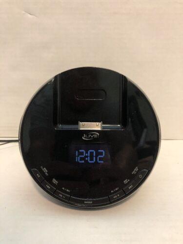 iLive ICP101B Clock Radio For iPod and iPhone