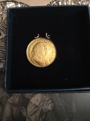 William And Mary Gold Half Guinea - 1694