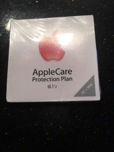 Apple Protection Plan Apple Tv Mc252ll/b Sealed Dented Box