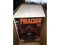 COMPLETE Preacher series of 1-66 plus ALL the Specials AND Absolute Vertigo!