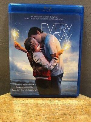 Every Day (Blu Ray, 2018) Angourie Rice