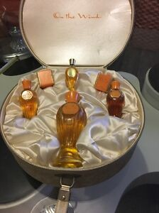 Vintage On The Wind Perfume Bourjois Collection