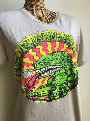 Vintage Flaming Lips Tee Shirt size S