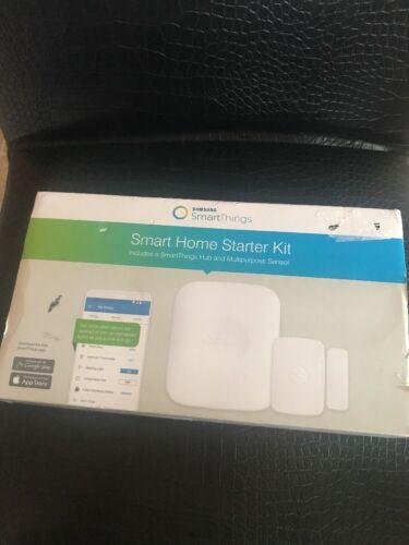 Samsung SmartThings Smart Home Starter Kit Door and Window S