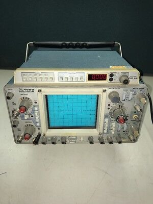 Tektronix 465b Analog Oscilloscope