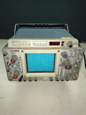 Tektronix 465b Analog Oscilloscope