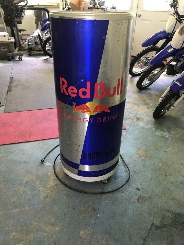 Red Bull Can Fridge Cooler