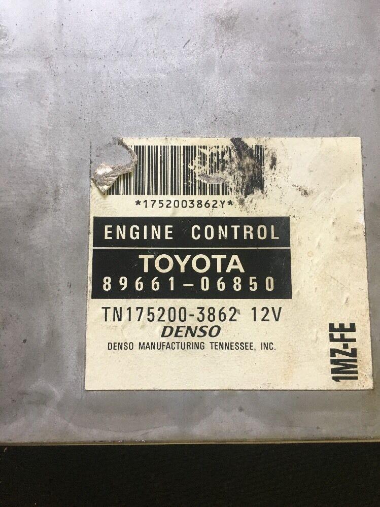 2000-2001 Toyota Camry or Solara ecu ecm computer 89666-06041