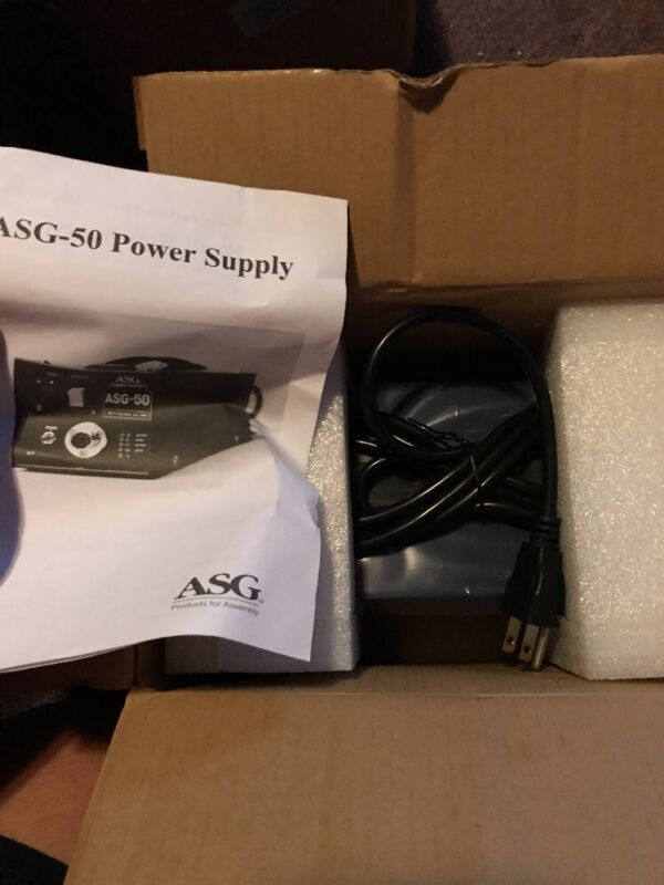 ASG Power Supply ASG-50