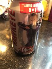 "2015 USA DR PEPPER CHERRY MARVEL AVENGERS AGE ULTRON /""BLACK WIDOW/"" 12oz FULL CAN"