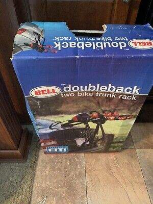 Bell Double Back Two-Bike Trunk Rack by Bell Sports Inc Back Two Bike Trunk Rack