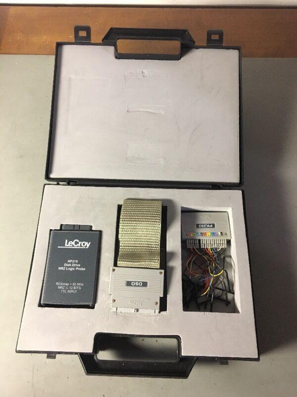 LeCroy AP215 Disk Drive NRZ Logic Probe