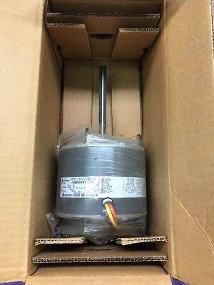 "GE ENERGY SAVER ELECTRIC MOTOR 5KCP39GGL732S 1/6hp 208/230V 6""x1/2"" Long Shaft"