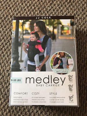 - OPEN BOX - JJ Cole Medley Baby Child Infant Carrier