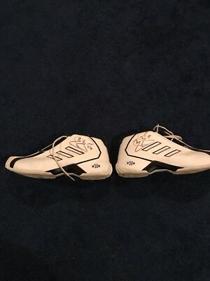 Mike Miller Game Used Orlando Basketball Shoes Gifted To Thurman T. Signed  W JSA ce09592e6