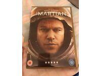 the martian- london has fallen dvds